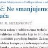 Вербић: Не смањујемо број издавача
