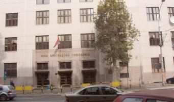 Политика: Професори Прве београдске гимназије у штрајку