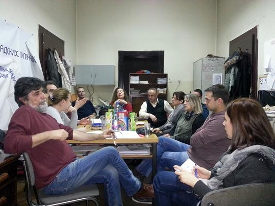 ФБГ: Штрајк упозорења у знак подршке колегама у Шапцу