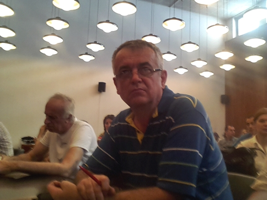 Слободан Брајковић и Бобан Марић (СРПС)