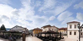 Упис студената у Андрићграду