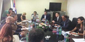 Шарчевић у Белој Паланци: Реформа образовања почиње из малих места