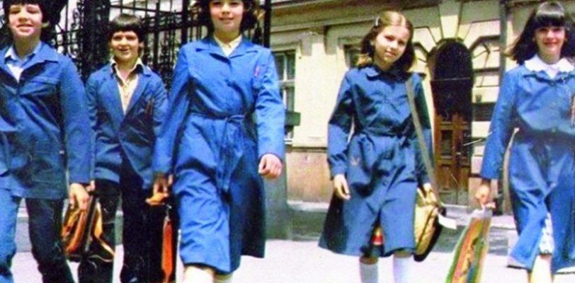 Србија враћа ђачке униформе у школе?!
