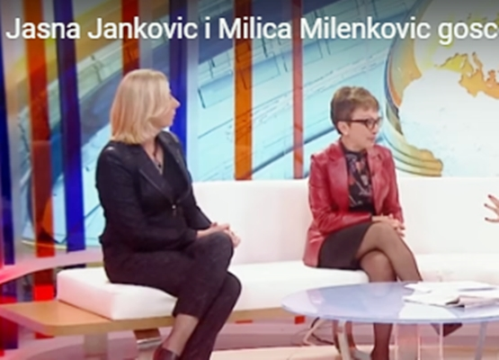"""О """"Доситеју"""": Јасна Јанковић и Милица Миленовић"""