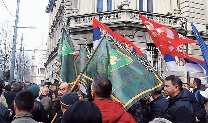 Синдикалци поднели кривичну пријаву против начелника Генералштаба