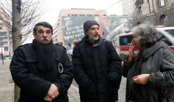 Саша Домазетовић: Извештај о штрајку глађу