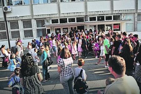 Школски клубови ничу широм Србије