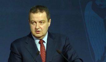 Дачић: Уколико се штрајк настави, неће доћи инвеститори
