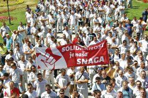 Слога уз штрајкаче: Не попуштајте пред притисцима