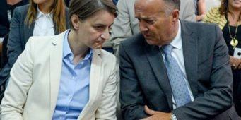 Завршен састанак премијерке Брнабић са просветарима