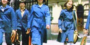 Школска униформа, засад, није обавезна