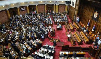 Парламент изгласао неприкосновену власт министра просвете