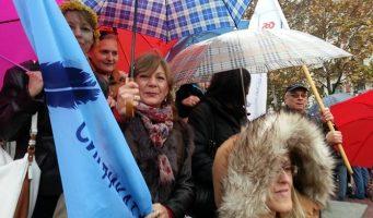 Три синдиката просвете посланичким групама