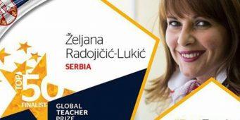 Сеоска учитељица из Србије међу 50 најбољих на свету