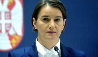 """Ана Брнабић: """"3 часа у учионици а родитељи после плаћају приватно"""""""