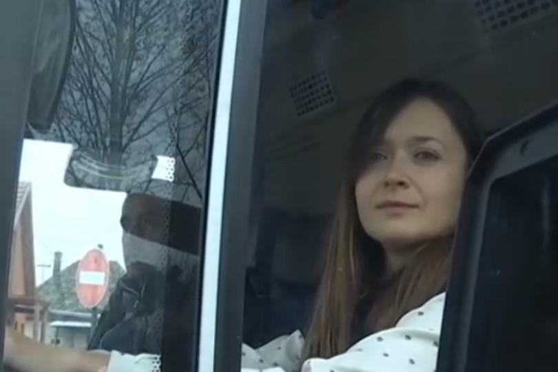 Професорка би у камионџије