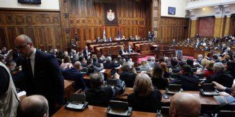 Парламент Србије расправља о изменама и допунама Закона о основама образовања и васпитања