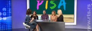 Председник Форума београдских гимназија гост емисије ОКО на РТС-у