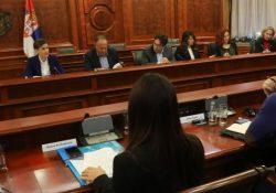 Одржана прва седница Радне групе за превенцију и сузбијање насиља у школама