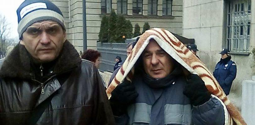 Дисић и Благојевић поново штрајкују глађу