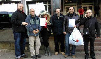 Колегама у штрајку глађу враћене лиценце!
