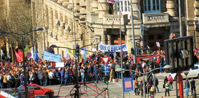 Штрајк просветара спао на један синдикат