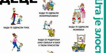 Министарство коригује публикације о сексуалном насиљу