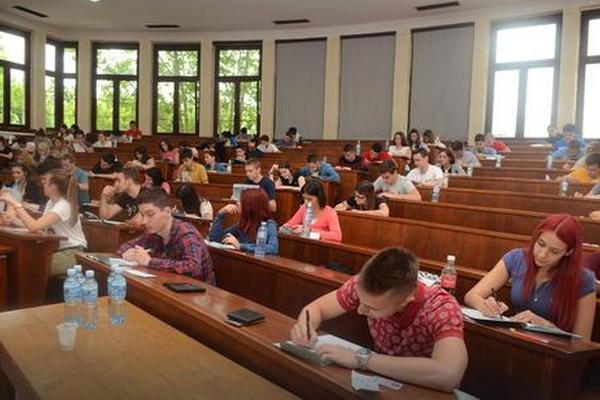 Укидање пријемног на факултетима