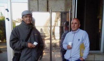 Диске и Петар – четврти дан штрајка глађу
