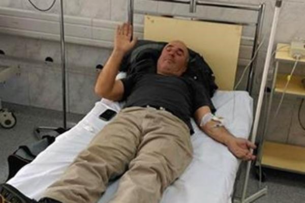 Живадин Дисић коначно добио посао у гимназији