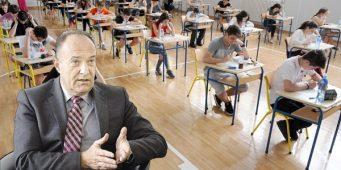 Шарчевић: Смена директора због мале матуре