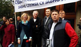 Синдикати јавних служби траже састанак са премијерком