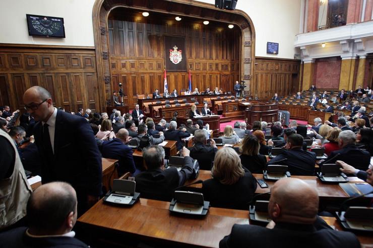Расправа у Скупштини о електронским уџбеницима