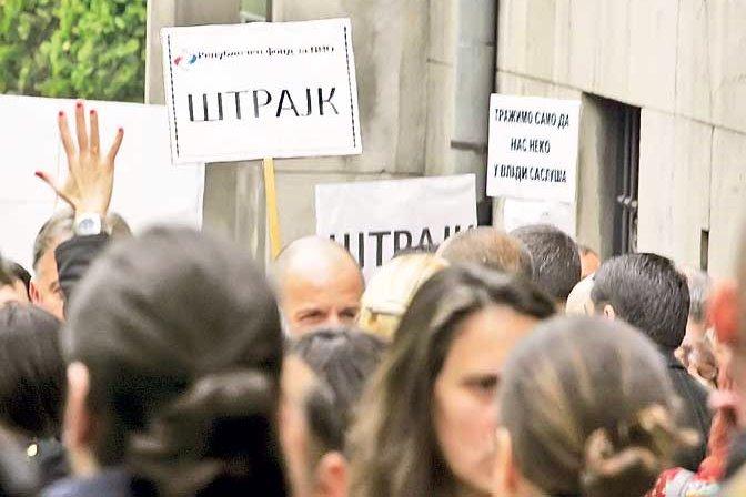Нови закон о штрајку поделио синдикалце