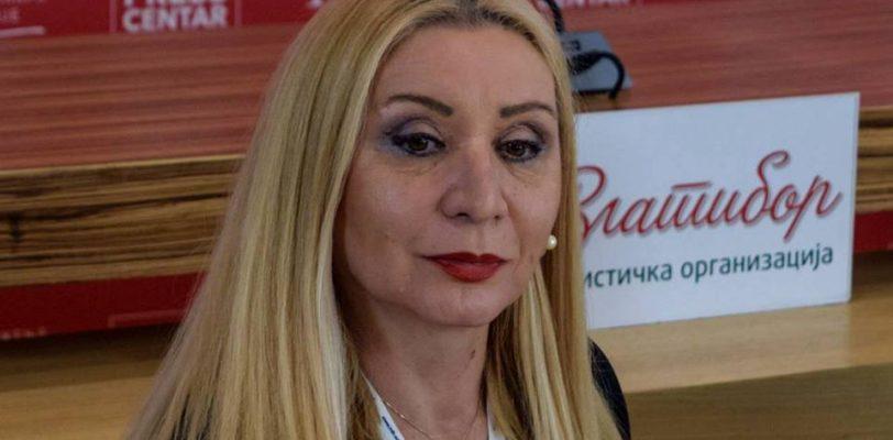 Потпредседница ФБГ-а Светлана Голубовић Шкундрић у Београдској хроници