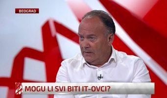 Министар Шарчевић напустио емисију Црвена линија
