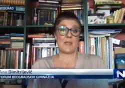 Ана Димитријевић о вакцинацији у просвети