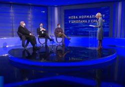 Упитник: Гости Александар Марков, Бранко Ружић и Бранислав Тиодоровић